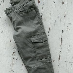 Levi's Jeans - Olive Green Levi Jeans
